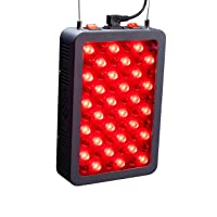 Red Light Therapy Device by Hooga, Red 660nm Near Infrared 850nm, 60 LEDs, Cooling...