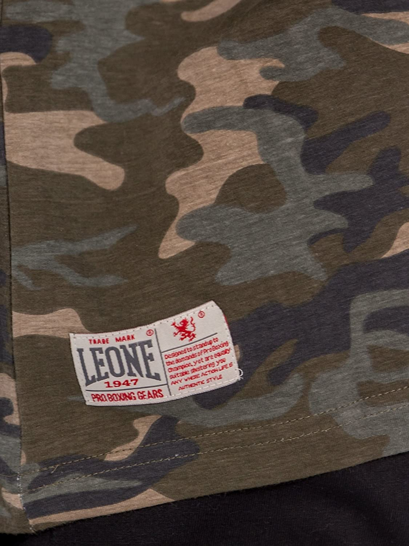 Leone 1947/LSM544 Sudadera con capucha para hombre