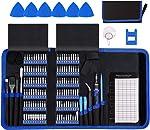 Electronics Repair Tool Kit, HPFIX 140pcs Precision Scredriver Set Magnetic for