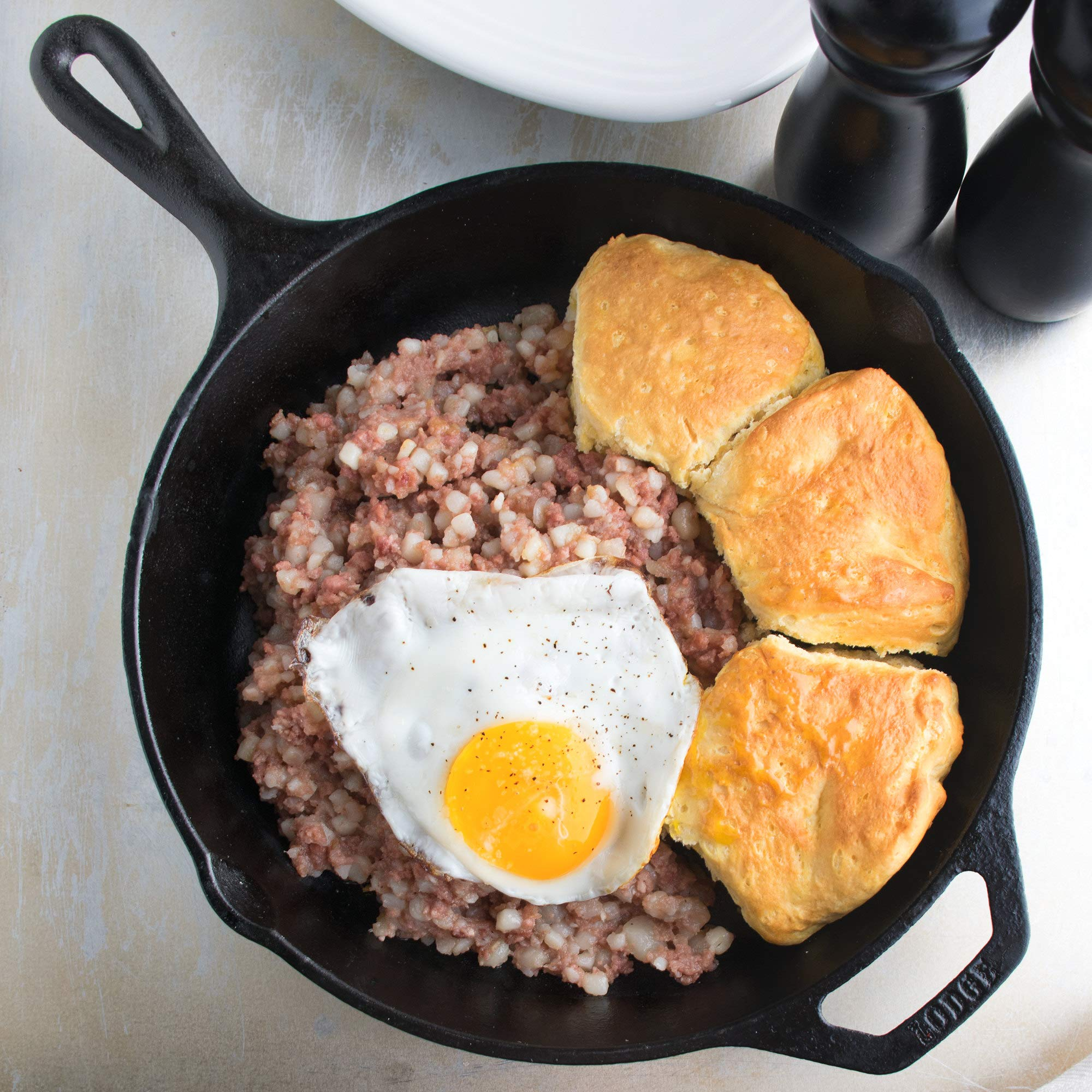 Chef-Mate #10 Can Corned Beef Hash - 6/Case By TableTop King