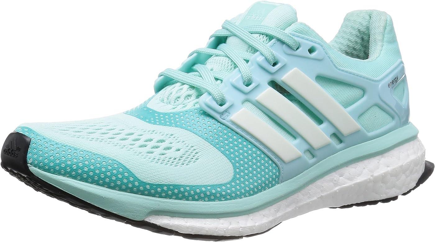 adidas Energy Boost 2 Esm W - Zapatillas de running Mujer, Azul ...