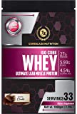 Coreblaze Nutrition ISO CORE Whey Protein Isolate 90% (Rich Milk Chocolate) - 1 kg / 2.2 lbs