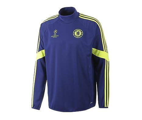 SWEAT Chelsea Fc Adidas Felpa Allenamento Training