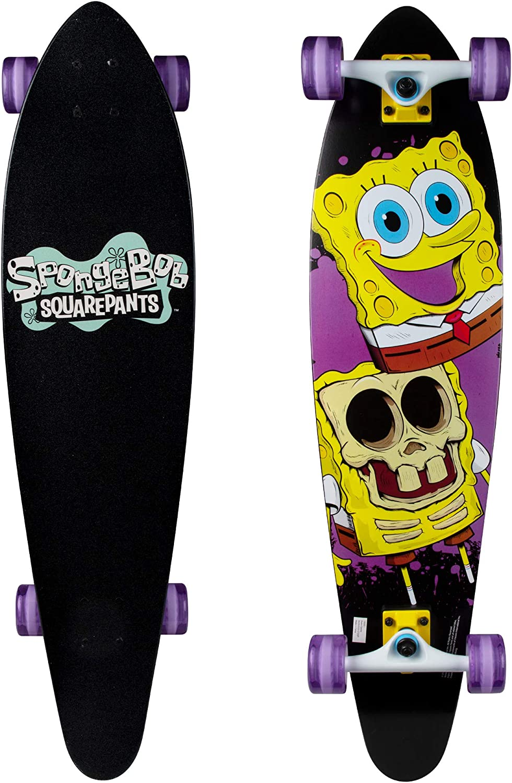 Kryptonics Spongebob Longboard