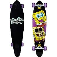 """Kryptonics Spongebob 36"""" Longboard Complete Skateboard"""