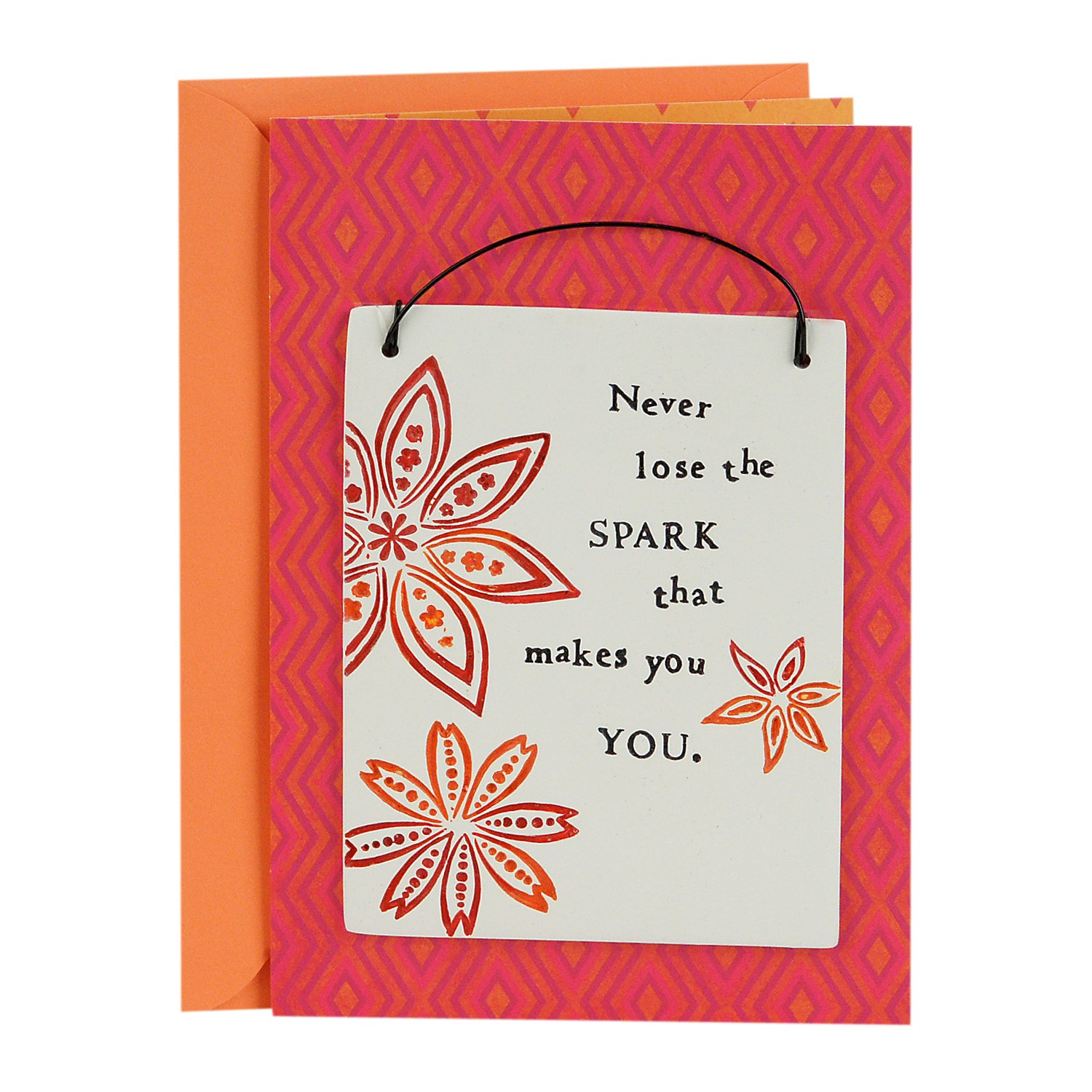 Hallmark Signature Birthday Greeting Card For Daughter Never Lose The Spark