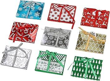 Amazon.com: Tarjeta de regalo decorativa de Navidad y ...
