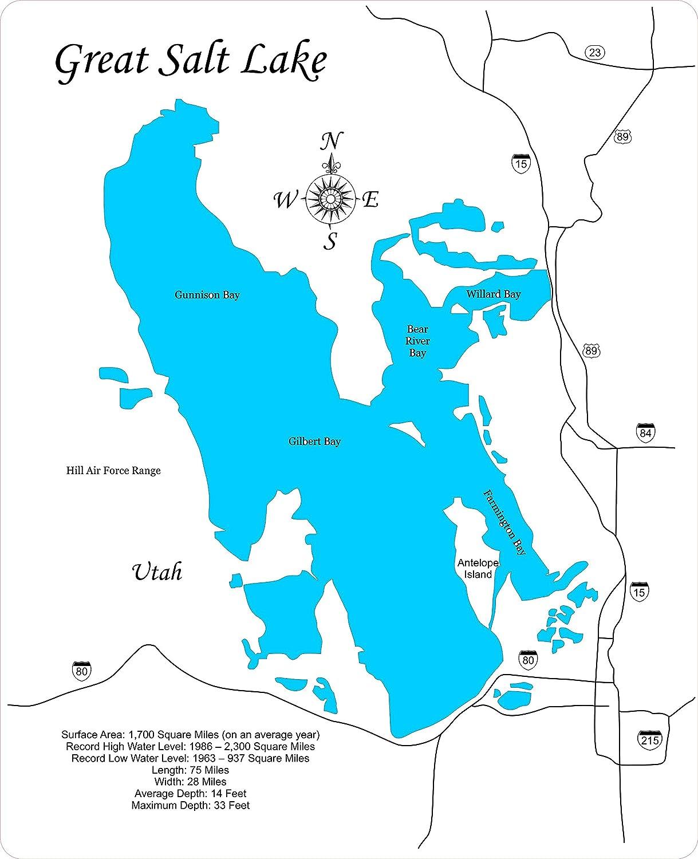 Amazon.com: Great Salt Lake, Utah: Standout Wood Map Wall ... on albuquerque world map, stanford world map, dover world map, elk world map, nj world map, dday world map, slovenia world map, eureka world map, phoenix world map, manhattan world map, the pacific islands world map, japan world map, knoxville world map, manitoba world map, des moines world map, tulsa world map, little rock world map, kalahari world map, fremont world map, california world map,
