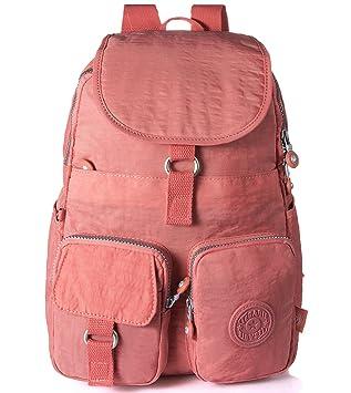 90938b32704a Mini Backpack Nylon Travel Daypack Cute Junior Schoolbag(1501 Wild  Watermelon)