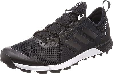 exilio Cuerda Magnético  Amazon.com | adidas Terrex Agravic Speed Trail Running Shoes - AW18 | Trail  Running