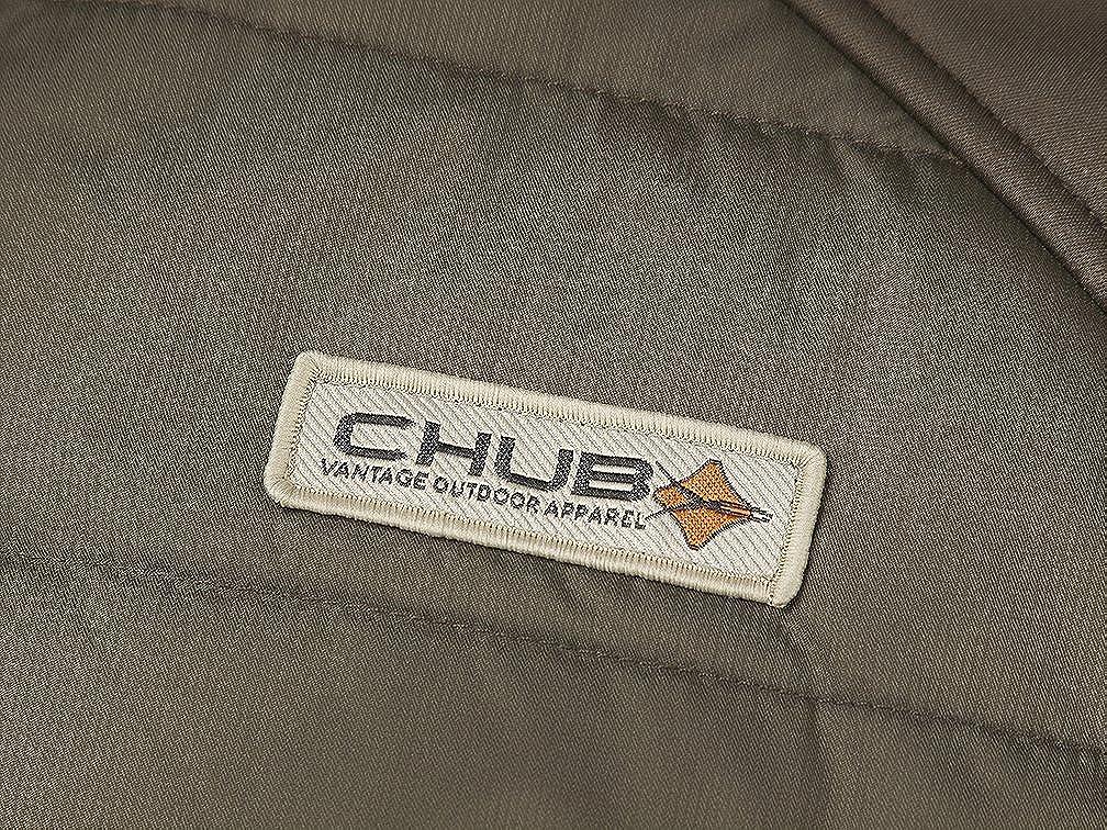Olive//gr/ün Chub Herren Vantage Hybrid-Jacke
