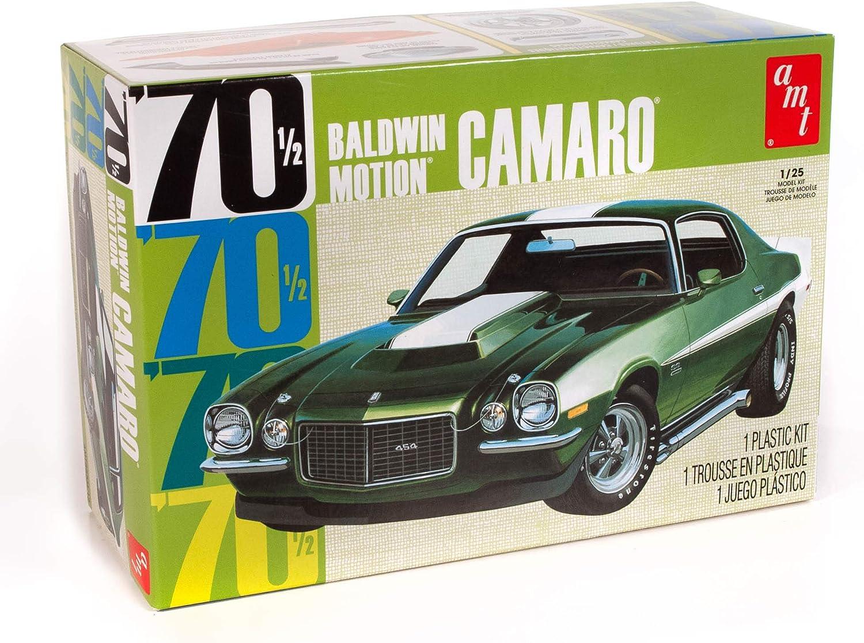 AMT 855 BALDWIN//MOTION 1970 CHEVY CAMARO MODEL KIT
