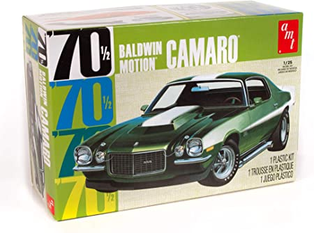 AMT 1967 Camaro Z28 1//25 Custom Chrome Side Exhaust Pipes model car parts