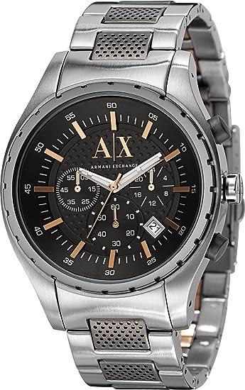 Armani Exchange AX1093 Armani Exchange AX1093 Reloj De Hombre: Amazon.es: Relojes