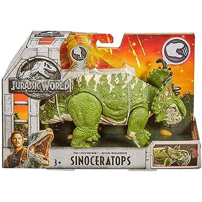 Jurassic World Action Figure Dino Rivals Roarivores Sinoceratops Jurassic Park Action Figure: Toys & Games