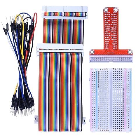 Strange Kuman Rpi Gpio Breakout Erweiterungs Kit Fur Raspberry Pi 3 5 Zoll Wiring 101 Picalhutpaaxxcnl
