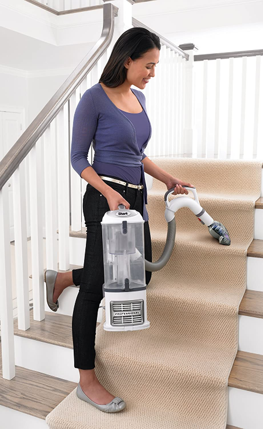 shark navigator nv356e best upright vacuum for stairs