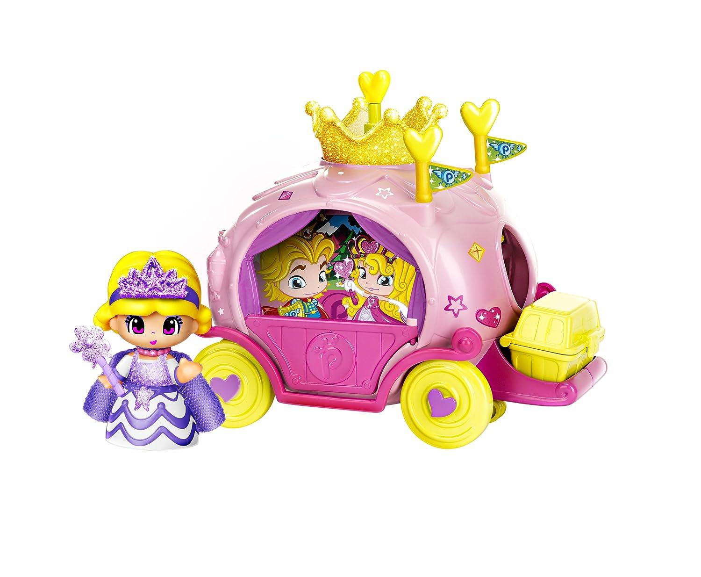 Pinypon Prinzessin Figur und Kutsche