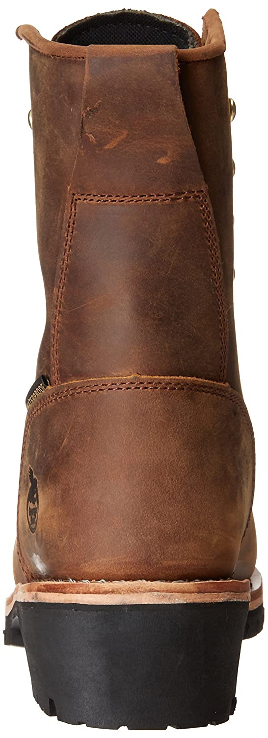 Georgia GB00065 Mid W Calf Boot B01936Y20U 12 W Mid US|Brown 762d5a