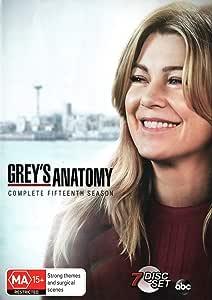 Grey's Anatomy (Season 15) 7 Discs