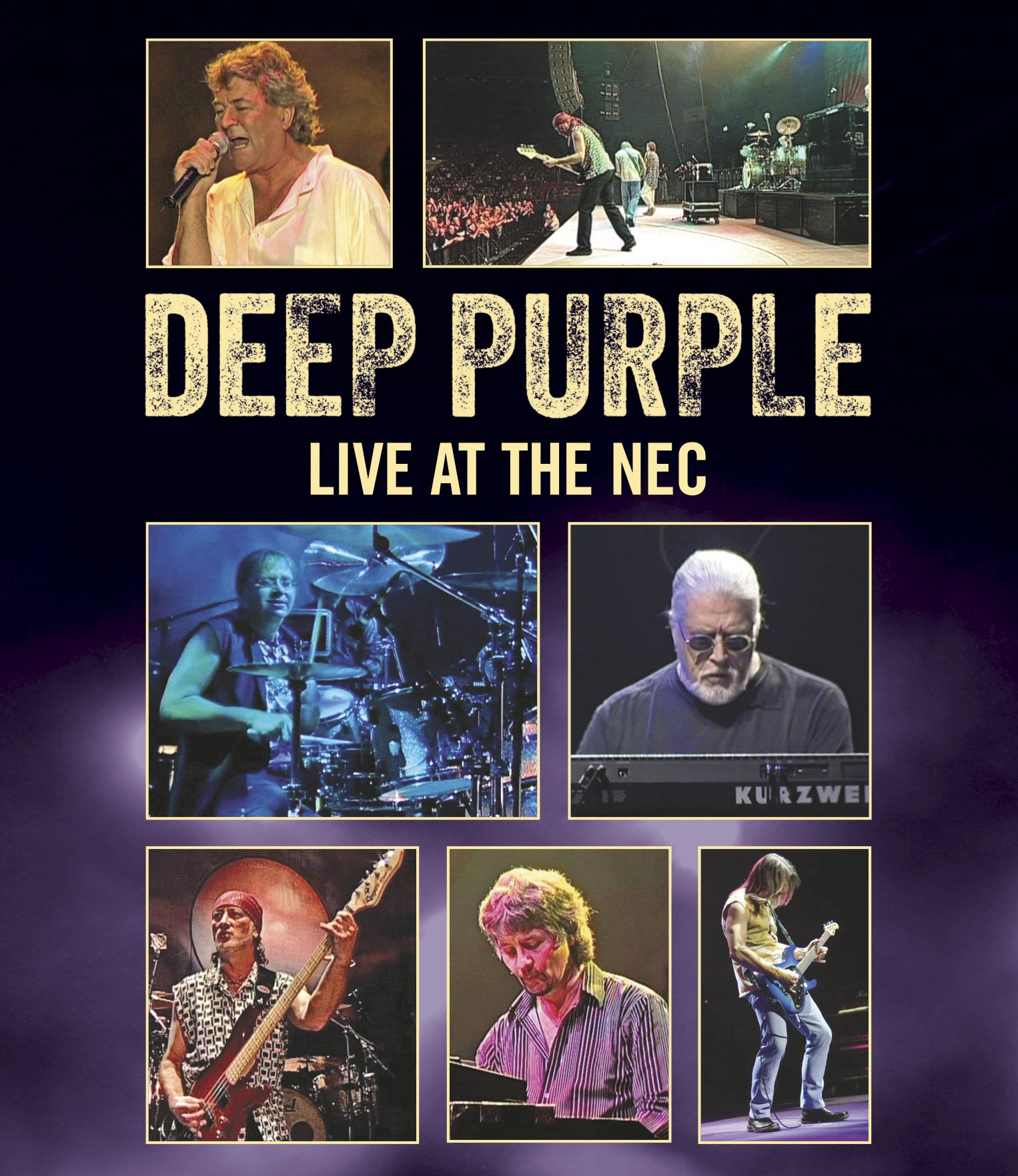 DVD : Deep Purple - Live At The NEC (DVD)