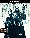 マトリックス リローデッド 日本語吹替音声追加収録版  4K ULTRA HD&HDデジタル・リマスター ブルーレイ(3枚組) [Blu-ray]