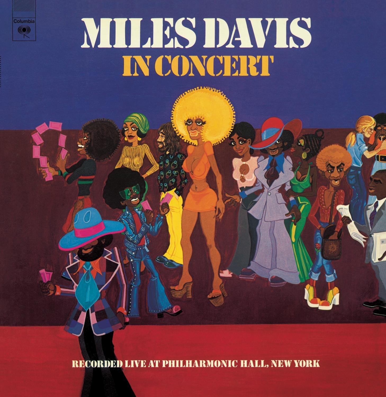 Miles Davis Live At Philharmonic Hall