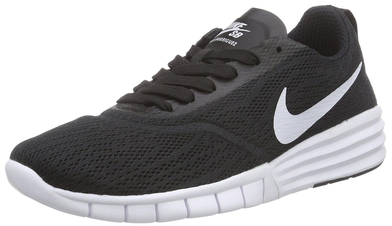 sklep z wyprzedażami najlepszy Nowa lista Nike Men's Paul Rodriguez 9 R/R Black/White/Black Skate Shoe 12