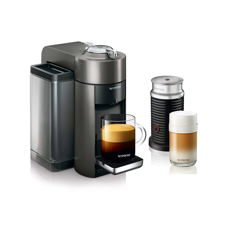 Nespresso by De'Longhi ENV135GYAE Review