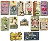 7gypsies Artist Trading Card Tags 13/Pkg-Gypsy