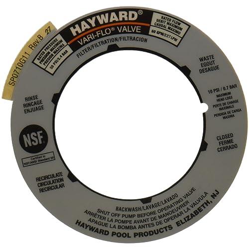 Hayward Valve Parts Amazon Com