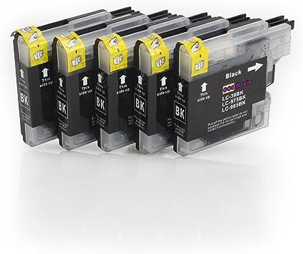 20 Drucker Patronen kompatibel mit Brother MFC-J265W MFC-J410 MFC-J415W MFC-J125
