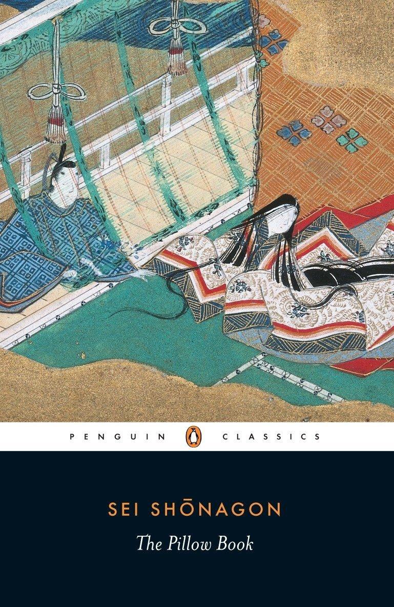 Amazon.com: The Pillow Book (Penguin Classics) (9780140448061): Sei Shonagon,  Meredith McKinney: Books