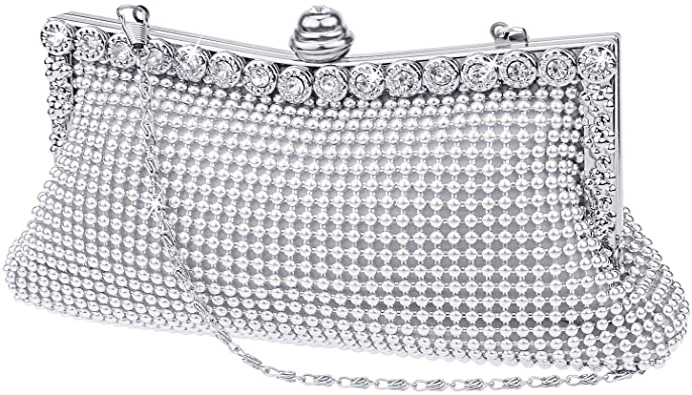Ladies Women/'s Night Out Evening Classy Magzine Chic Prom Ball Clutch Purse bag