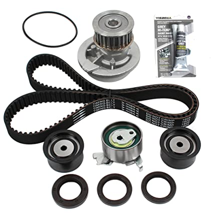 For Honda Isuzu Timing Belt Kit Water Pump Tensioner Seals ... on isuzu timing mark cover, isuzu 3.2 timing, isuzu serpentine belt, isuzu cam timing, isuzu timing gears, isuzu rodeo timing marks, isuzu brake pads,
