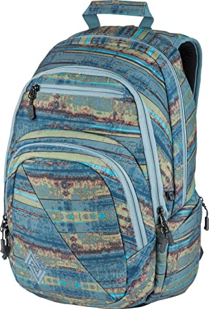 Nitro Sac à dos loisir, Frequency Blue (Multicolore)1151-878038