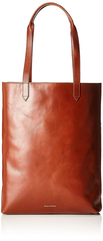 Tote Bag - Cgn, Womens Tote, Braun (Cognac), 10x41.5x31 cm (B x H T) Royal Republiq