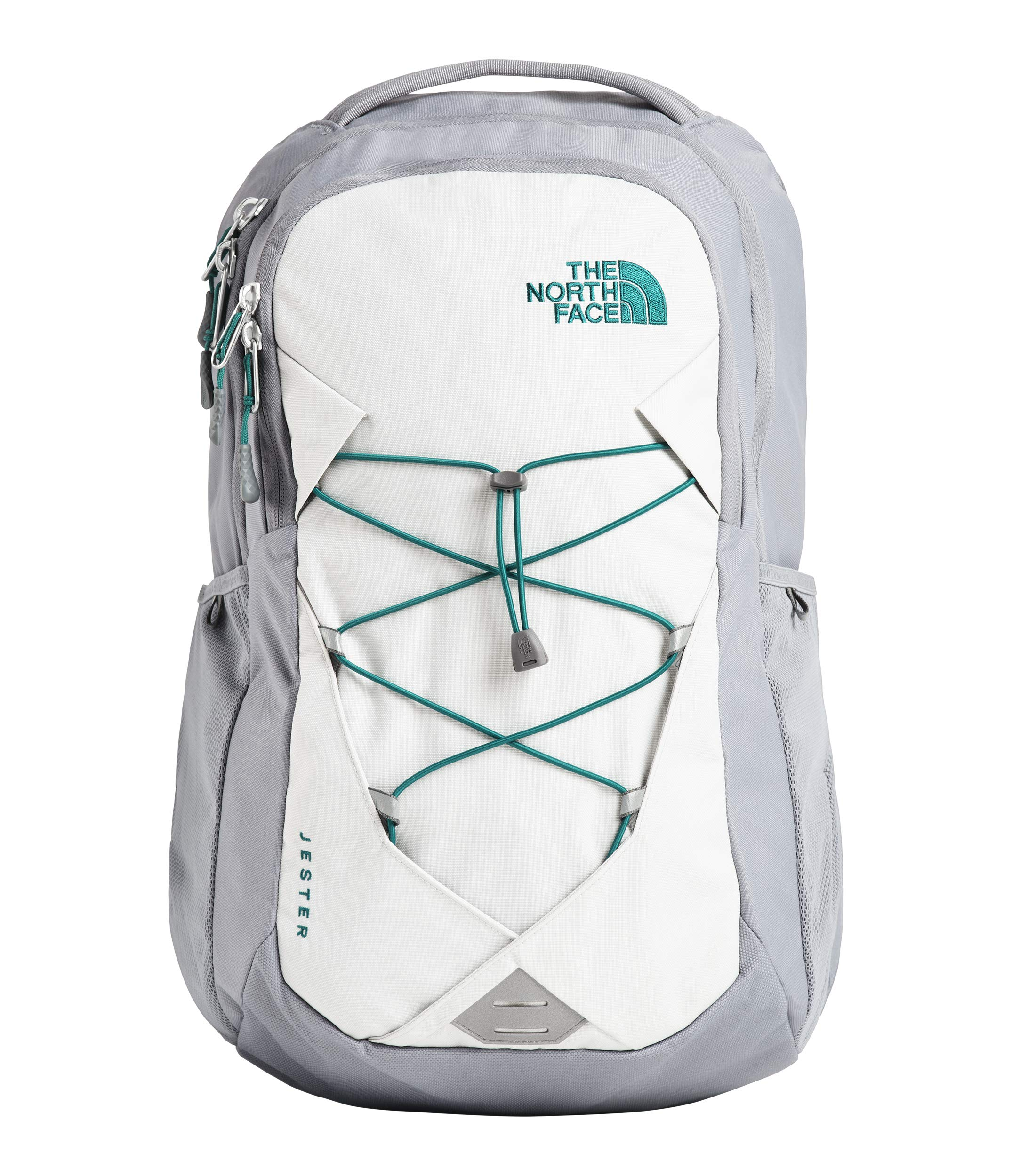 The North Face Women's Jester Backpack Mid Grey/Tin Grey One Size by The North Face