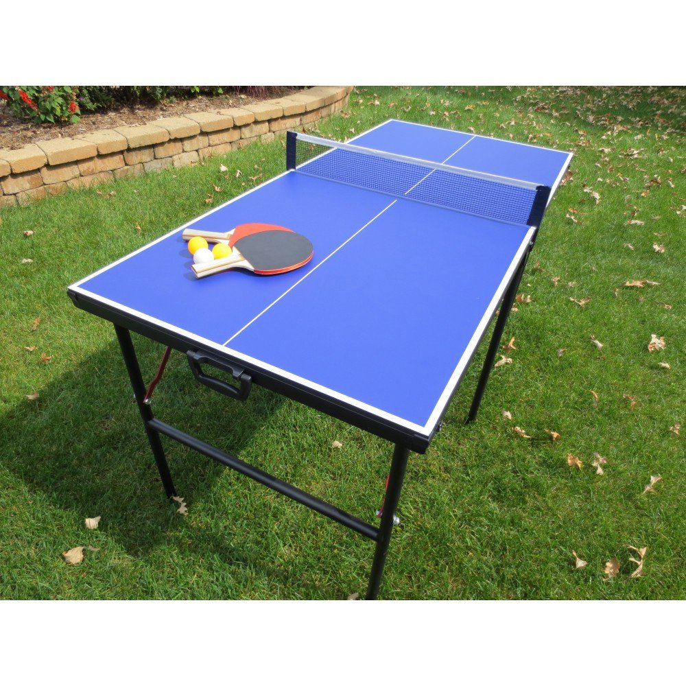 60'' Portable Table Tennis Set by Crossover