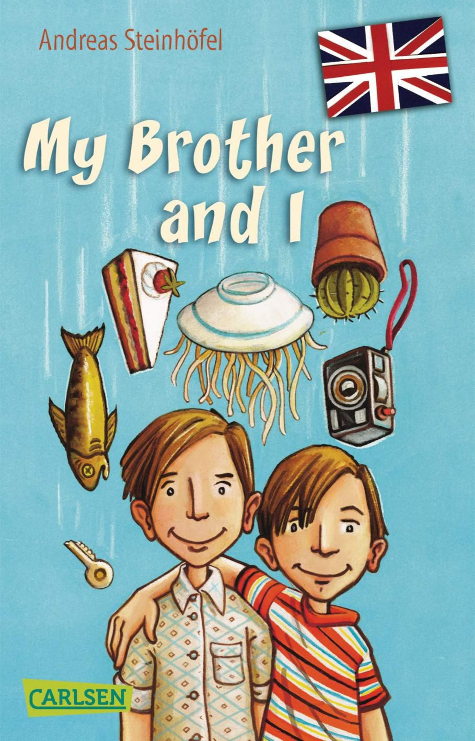 My Brother And I  English Edition