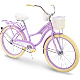 "Huffy 24"" Holbrook Women's Perfect Fit Frame Cruiser Bike"
