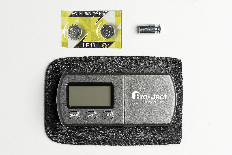 Pro-Ject Measure it E Tonarmwaage *: Amazon.es: Electrónica