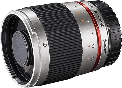 Walimex Pro 300mm 1 6 3 Csc Spiegelobjektiv Für Sony Kamera