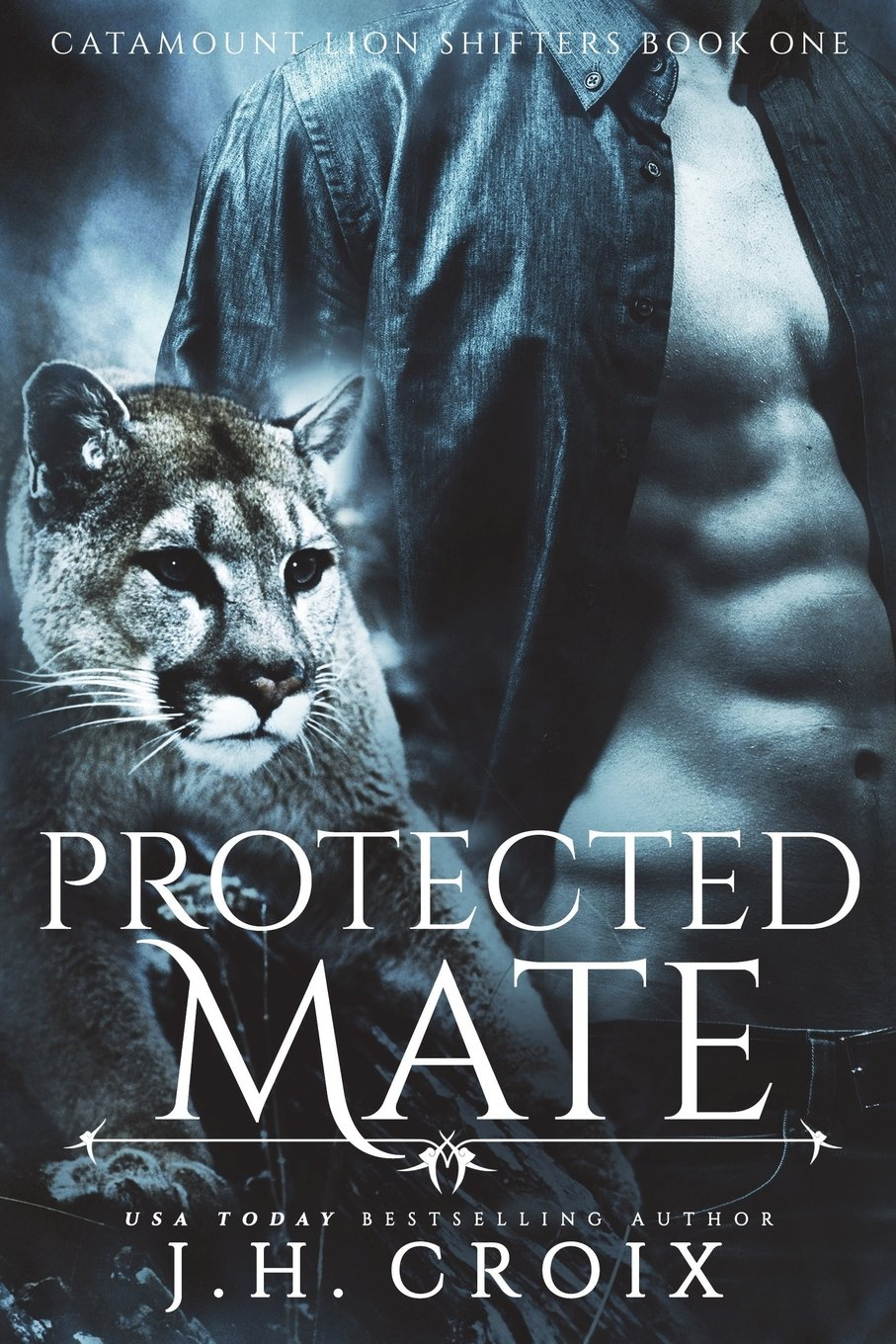 Download Protected Mate (Catamount Lions Shifters) (Volume 1) pdf epub