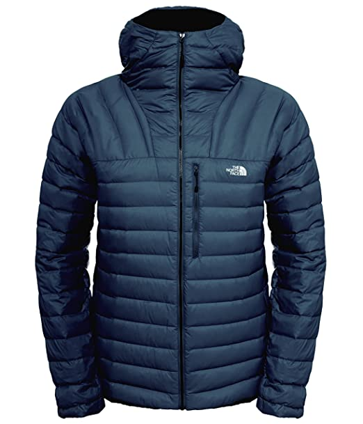 4e19be821 THE NORTH FACE Mens Morph Down Hoodie (LARGE): Amazon.co.uk: Sports ...
