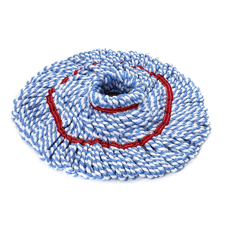 O-Cedar MicroTwist Microfiber Twist Mop Refill (Pack of 6) by O-Cedar (Image #2)