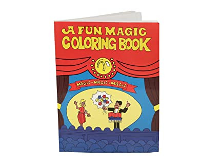 Amazon.com: Magic Coloring Book Tricks for Kids with Fun: Toys & Games