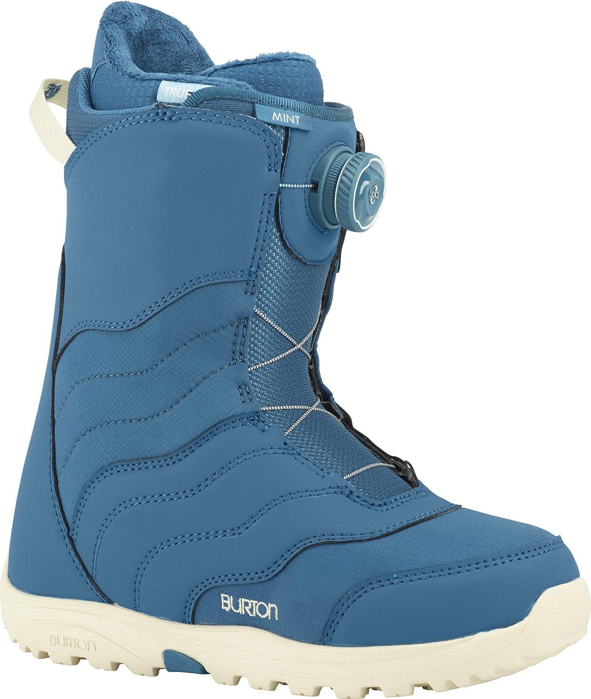 Burton(バートン) スノーボード ブーツ レディースウィメンズ MINT BOAR 2017-18モデル 5~10 131771 スノボ ボア B06XB2T633 6|Blue Blue 6