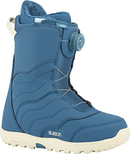 d12d8751e30 Image Unavailable. Image not available for. Color  Burton Mint Boa  Snowboard Boots Womens