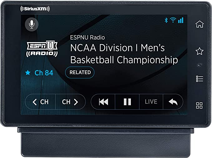 Vehicle Kit and Free 3 Months Satellite and Streaming Service. SiriusXM SXWB1AZV1 Tour Radio with 360L